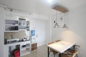 Bassura City Apartment Jakarta - Dapur