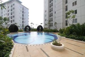 Bassura City Apartment Jakarta - Kolam Renang