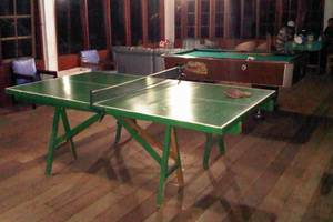Lekjon Cottages Samosir - Tenis Meja