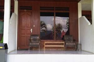 Lekjon Cottages Samosir - Teras