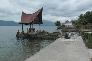 Lekjon Cottages Samosir - Eksterior