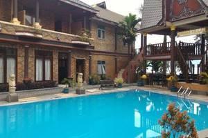 Samosir Villa Resort Samosir - Kolam Renang