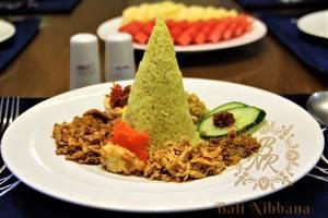 The Nibbana Villas Bali - sarapan 2