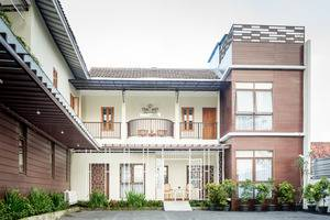Jayagiri Guesthouse Bandung - Tampak depan Jayagir guesthouse
