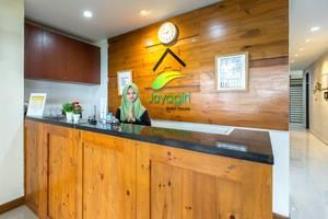 Jayagiri Guesthouse Bandung - Resepsionis