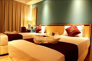 Santosa City Hotel Bali - Deluxe Tempat Tidur Twin