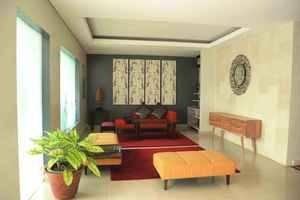Santosa City Hotel Bali - Looby Lounge