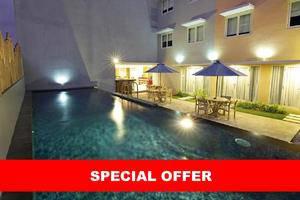 Santosa City Hotel Bali - Kolan Renang