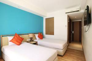 Santosa City Hotel Bali - Deluxe Twin