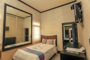 Villa Padi Pakem Yogyakarta - satu tempat tidur