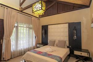 Villa Padi Pakem Yogyakarta - kamar utama