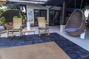 Villa Padi Pakem Yogyakarta - santai