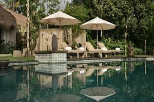 Puri Sebatu Resort Bali - Kolam Renang