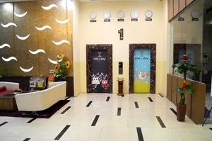 Nite & Day Jakarta Bandengan - lobby