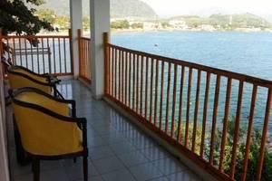 Bayu Amrta Hotel Sukabumi - Balkon