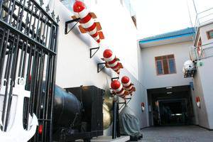 Hotel Dermaga Keluarga Yogyakarta - Eksterior