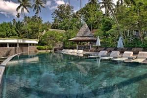 Dabirahe at Lembeh Hill Resort Bitung - Kolam Renang