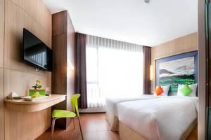Tebu Hotel Bandung - Kamar Superior Twin