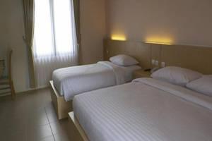 Akasa Hotel Kaliurang Yogyakarta - Kamar tamu