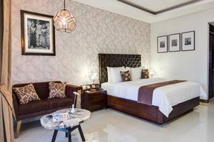 Visala Boutique Suites Bali - Kamar tamu