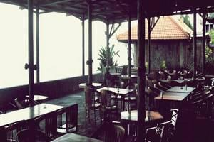 Watu Dodol Hotel Banyuwangi - Ruang Makan