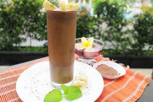 Swiss-Belinn Malang - Banana Smoothies