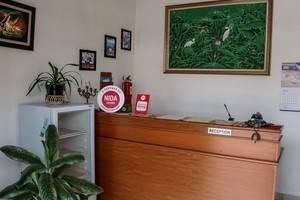 NIDA Rooms Sun House Raya 24 Lenkong - Resepsionis