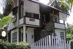 Villa Angela Pangandaran - Tampilan Luar Hotel