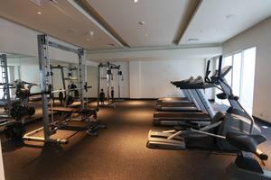 Bali Paragon Resort Hotel Bali - Fitness Center