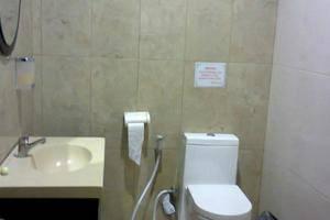 Hotel Permata Purwakarta - Toilet