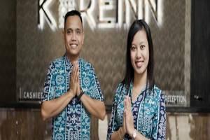Hotel Kireinn Batam - Ucapan Selamat Datang