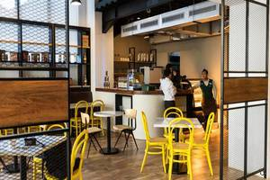 Liberty Hotel Thamrin Jakarta Jakarta - Restoran