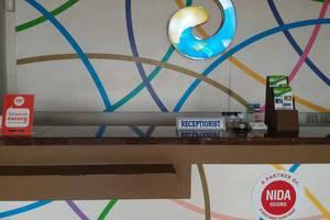 NIDA Rooms Arifin 55 Malang - Resepsionis