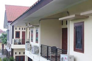 Hotel Puri Kayana Serang - View