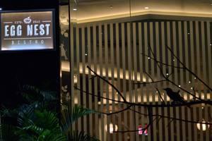 Oak Tree Mahakam Jakarta - Egg Nest Bistro