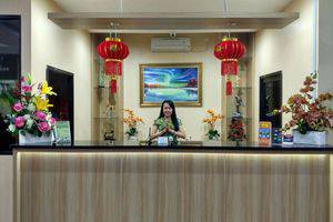 Aurora Hotel Jakarta Jakarta - Reception
