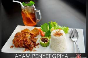 Griya Hotel Medan - AYAM PENYET