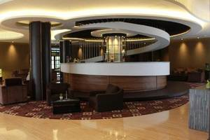 Java Heritage Hotel Purwokerto Purwokerto - Lobby Lounge