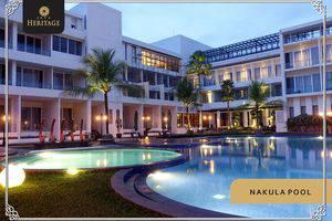 Java Heritage Hotel Purwokerto Purwokerto - Nakula Pool