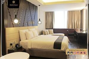 Java Heritage Hotel Purwokerto Purwokerto - executive suite