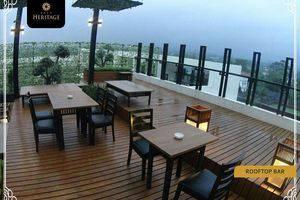 Java Heritage Hotel Purwokerto Purwokerto - Rooftop Bar