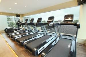 Java Heritage Hotel Purwokerto - Gym