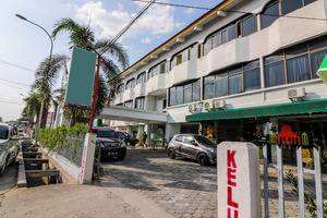 NIDA Rooms Riau Univerity Pepaya Pekanbaru - Eksterior