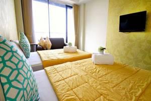 Apartment Beverly Hills Dago Bandung - Kamar tamu