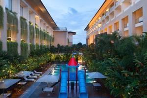 Eastparc Hotel Yogyakarta - Merapi View Deck