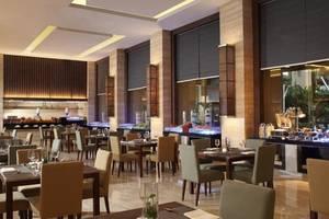 Eastparc Hotel Yogyakarta - Cafe