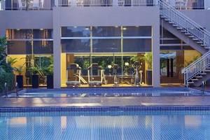 Eastparc Hotel Yogyakarta - Workout Station