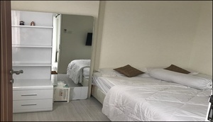 2 Cozy Room Apartement Merr For Rent