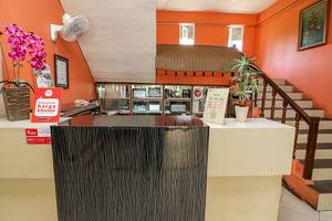 NIDA Rooms Sudirman 419B Pekanbaru - Resepsionis