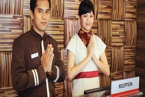 Biz Hotel  Batam - Resepsionis